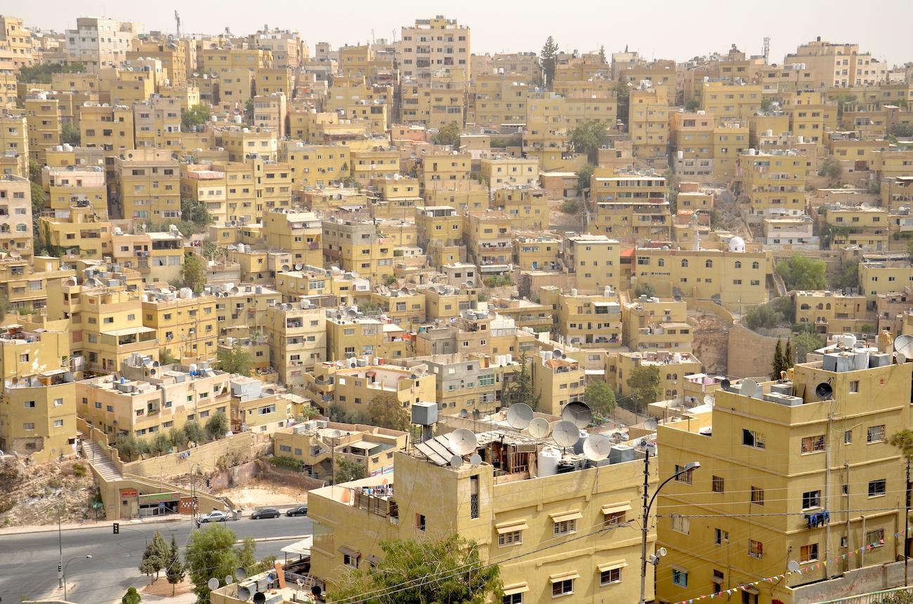Jordans hovedstad Amman