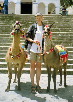 Cajamarca i Peru
