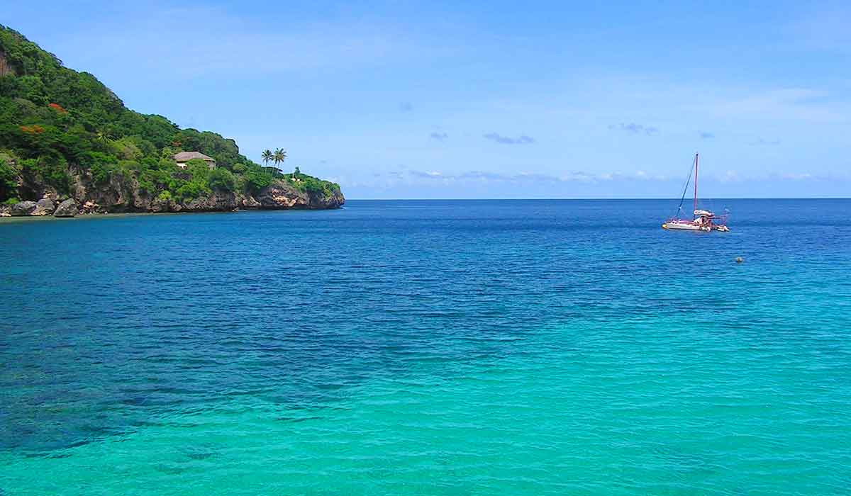 Christmas island - landkrabbernes ubestridte paradis
