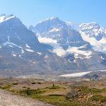 Columbia Icefields – med 10.000 år gammelt is under fødderne