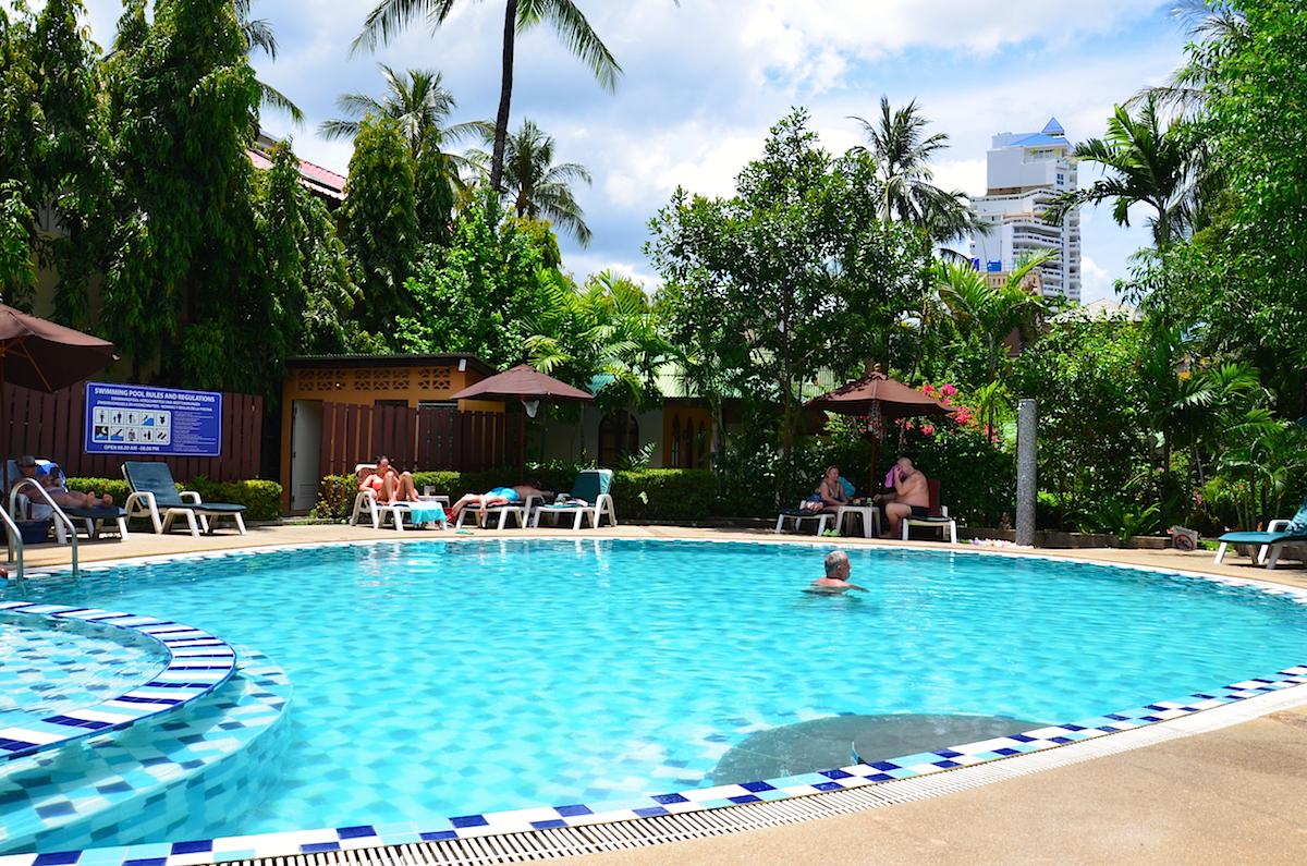 Eden Bungalow Resort, Phuket, Thailand.