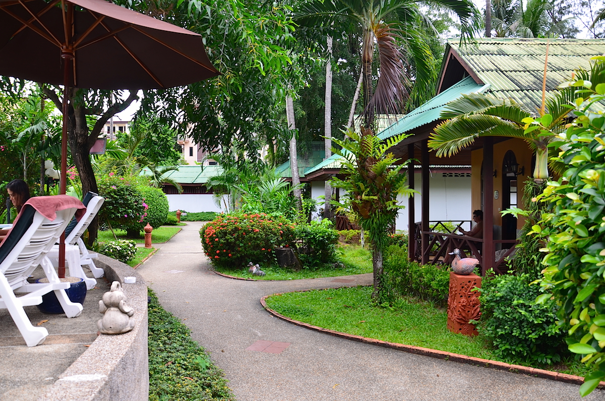 Eden Bungalow Resort, Patong, Thailand.