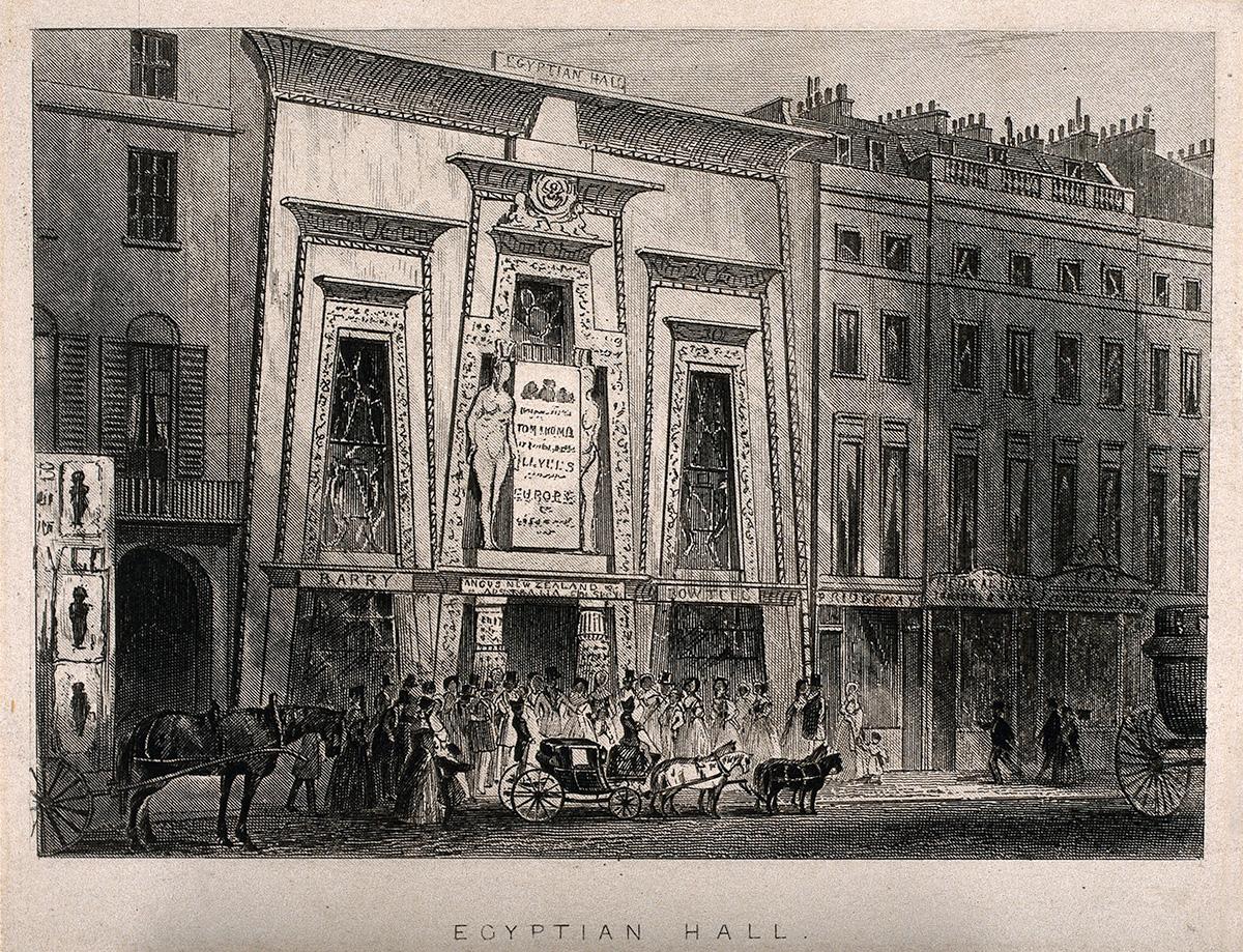 Egyptian Hall, London