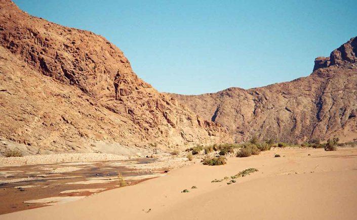 Fish River Canyon – et psykologisk eksperiment i Namibias ødemark