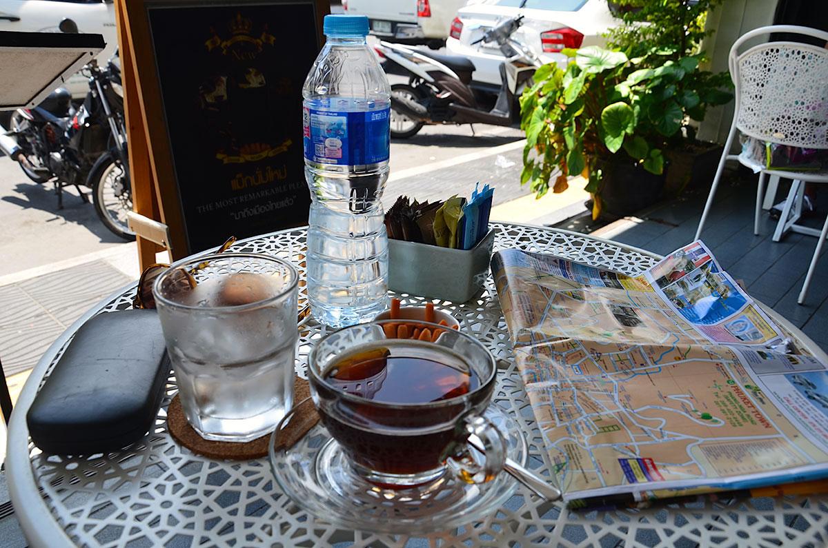 Kaffebar i Phuket Town