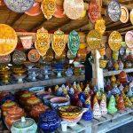 På indkøbstur i Aladdins hule