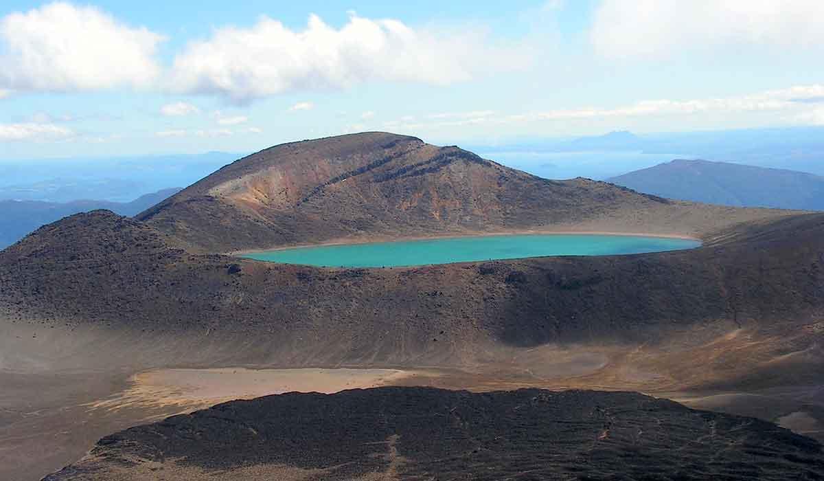 Lake Taupo New Zealand Tongariro Nationalpark