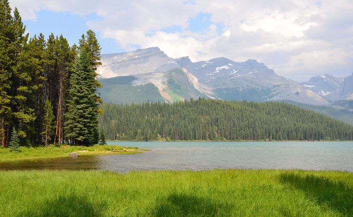 Maligne Lake, Jasper Nationalpark