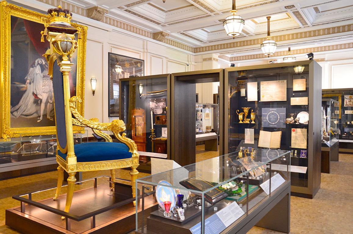 Museum-i-Freemasons-Hall-i-London