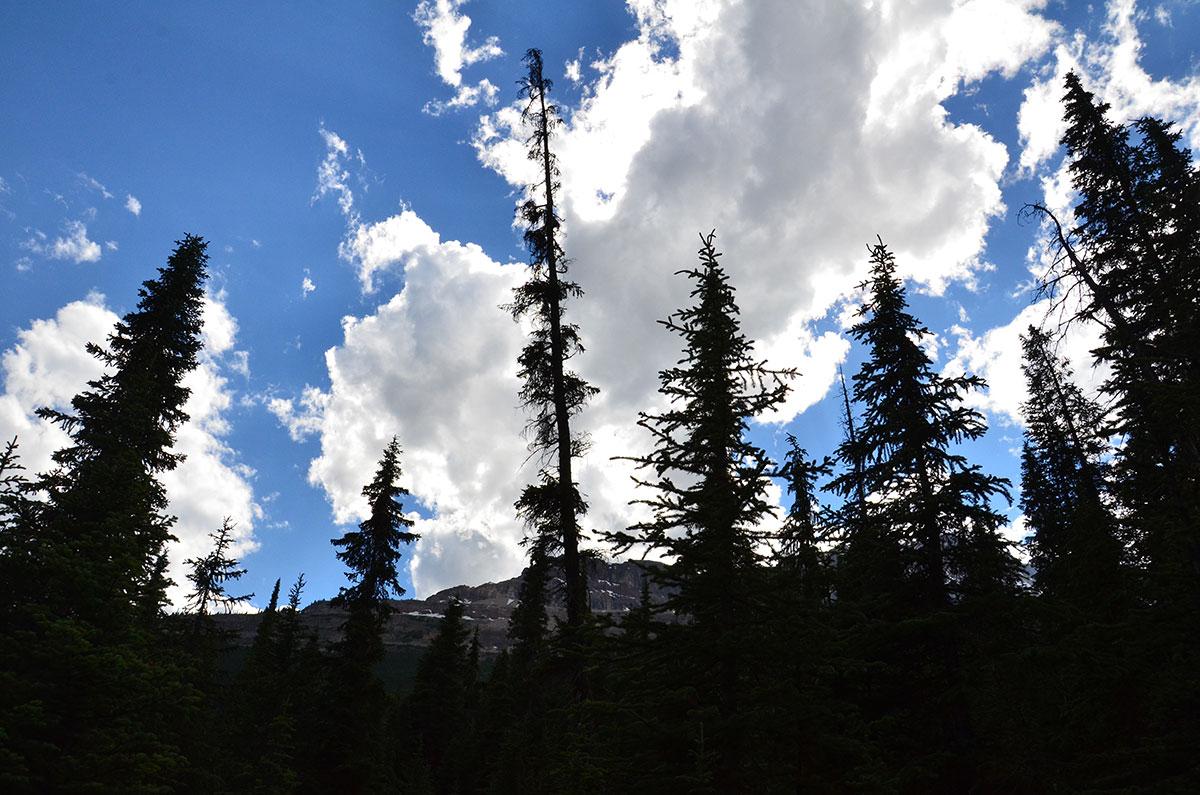 Nationalparker i Canada