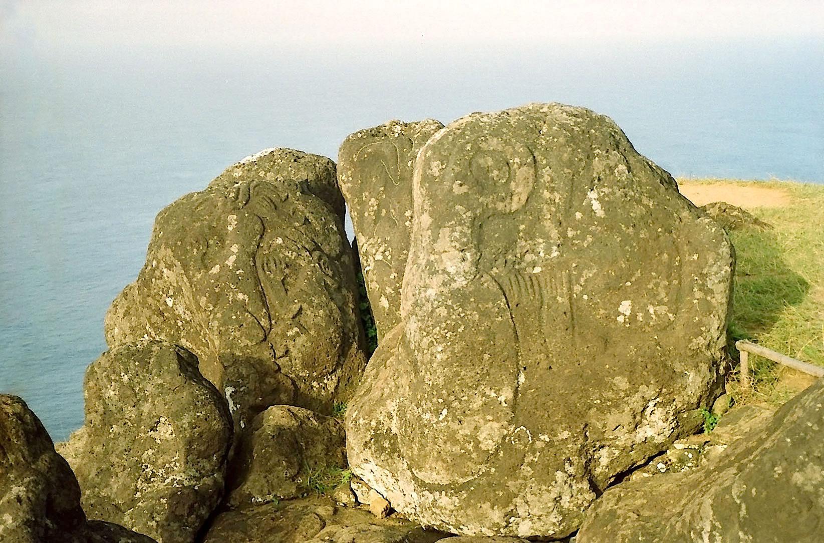 Orongo, fuglemandskulten på Påskeøen