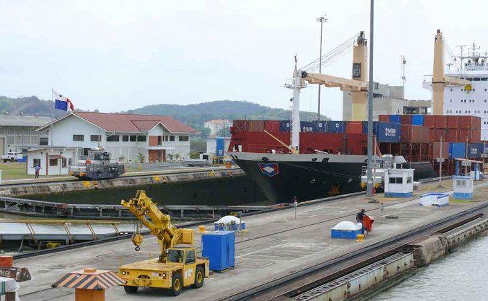 Panamakanalen - verdens ottende vidunder og med god grund