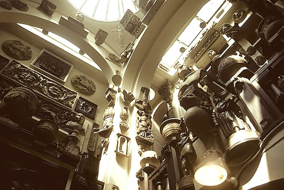 Sir John Soanes Museum i London
