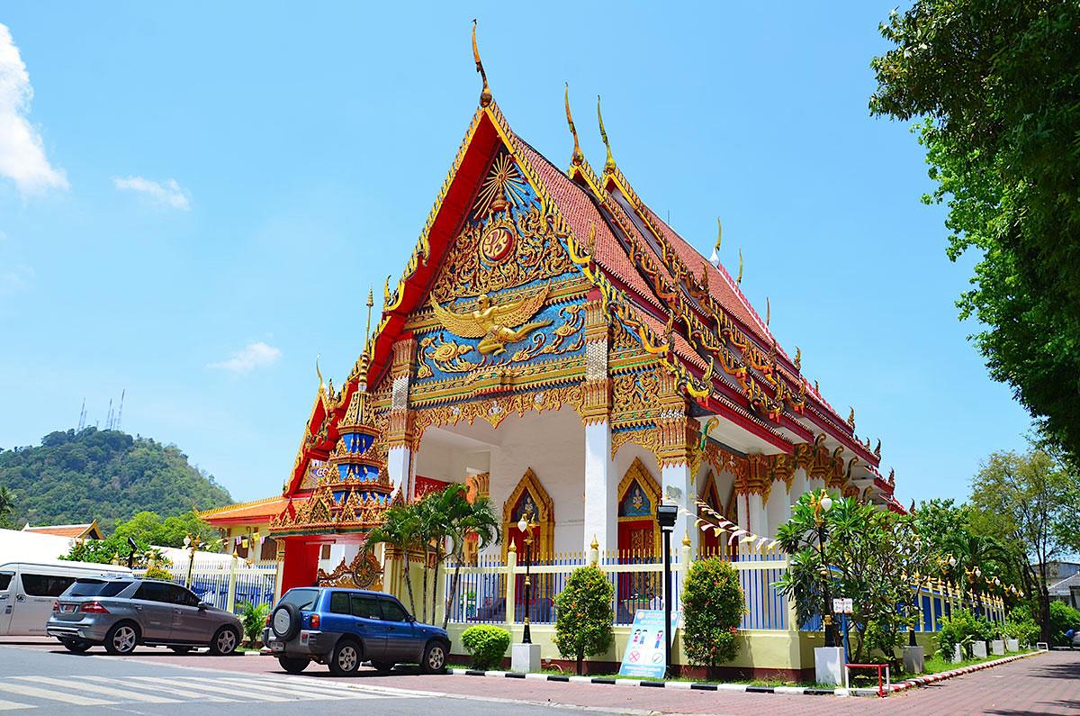 Thaibuddhisttempel