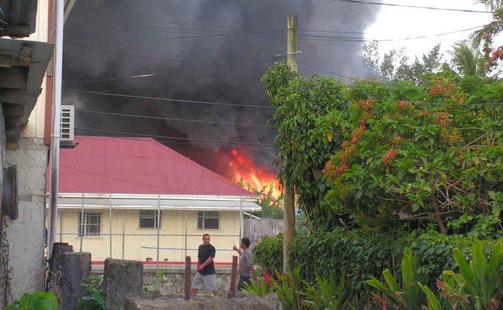 Tonga - et sydhavsparadis i flammer
