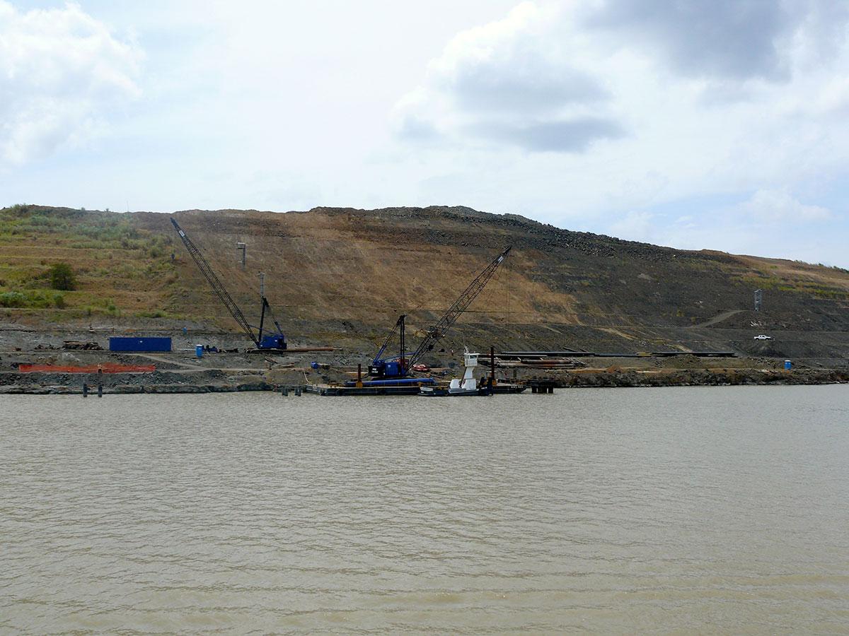 Udgravningen-til-den-nye-Panamakanal1