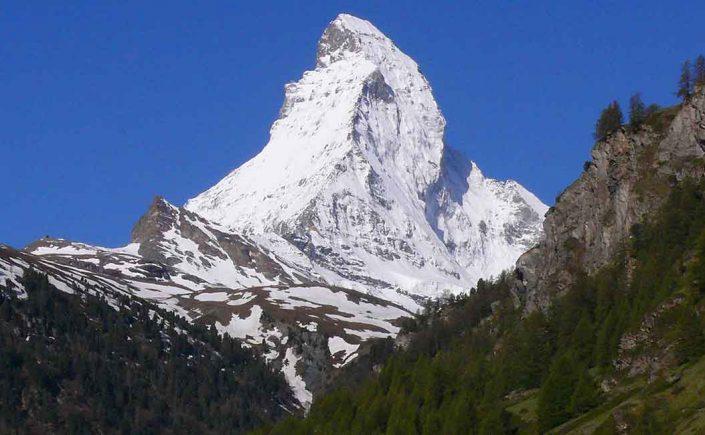 Zermatt – en lille alpeby for foden af Matterhorn